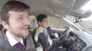 Test driving a driverless car (it doesn't go well)
