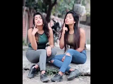 Launda Sakht Hai-ashiqi Ye Saali Tadpati Status Gima Ashi #BohtHard Girls Returns Must Watch#Tiktok
