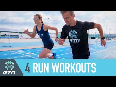 4 Speed Workouts For Runners & Triathletes Intermediate Level
