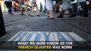 Meet the man who literally put the French Quarter on the map thumbnail
