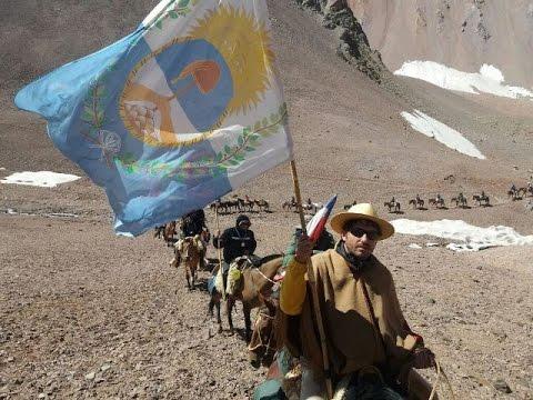 """2017. Programa Especial """"Homenaje al 20 Cruce de los Andes"""". Radio Dos de Rosario"""