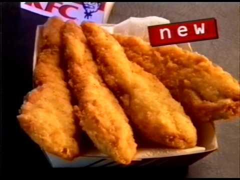 KFC - Tasty Tenders - Australian Ad 1996