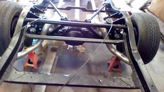 39 Chevy Frame Project