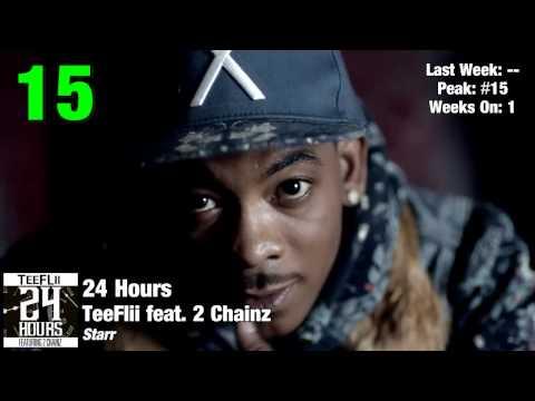 Top 25 - US iTunes Hip-Hop/Rap Charts   June 2, 2014