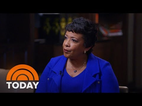 Ex-Attorney General Loretta Lynch Talks About James Comey | TODAY