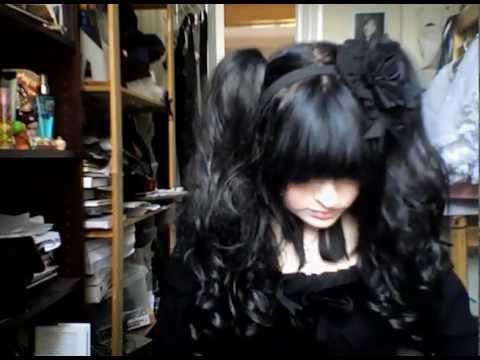 Gothic Lolita Transformation