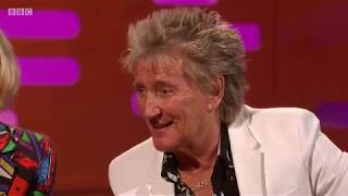 Rod Stewart - Didn't I (sample) + Interview on The Graham Norton Show. 28 Sep 2018