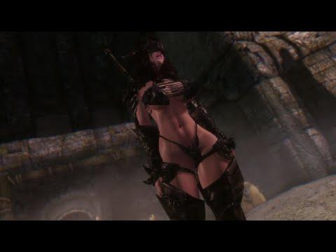 Skyrim Quest Mod : Death Mountain II part 2