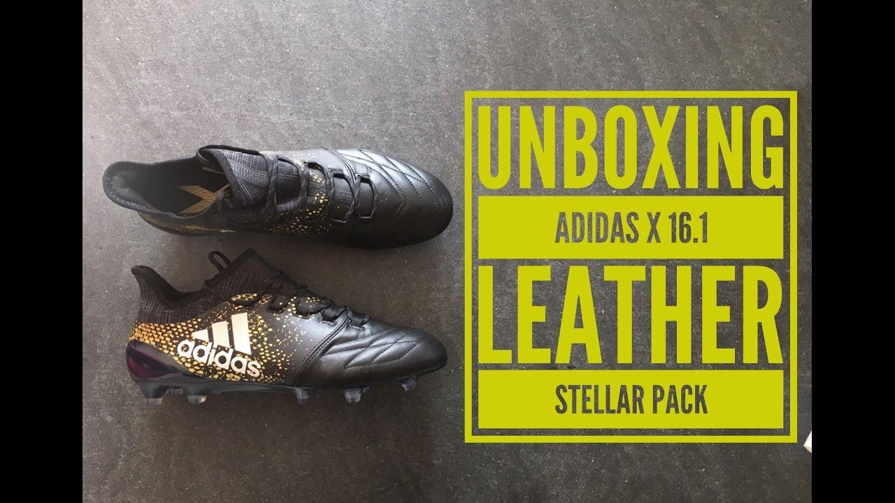 012c5b6263a Adidas X 16.1 Leather  Stellar Pack