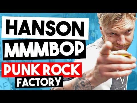 Bo and Jim - Punk Rock version of Hanson's Mmm Bop