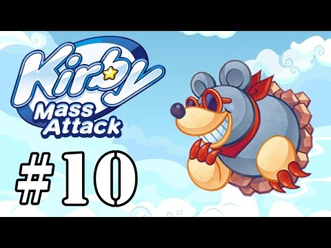 Let's Play: Kirby Mass Attack - Parte 10