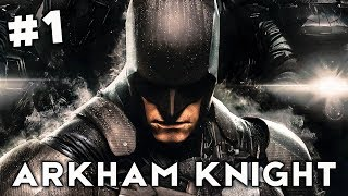 Batman Arkham Knight Story Gameplay Part 1 - Gothem is in trouble AGAIN! (Story Lets Play)