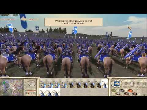 "Rome Total War online battle #2276: ""Game of Lies Free For All"" - 동영상"