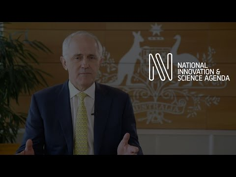 It's the only way to save Australia from a deep hole, but innovation policy is missing in action