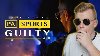 KRANKER KC REBELL DISS: PA Sports - GUILTY 400 Reaction/Reaktion