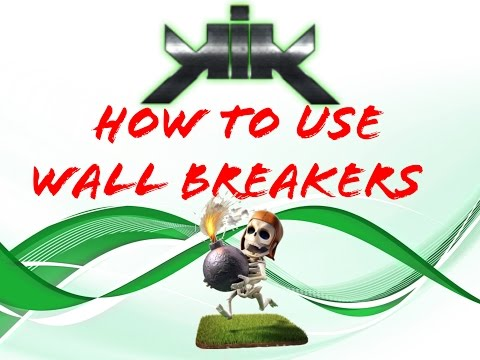 How to Use Wall Breakers (Effectively)