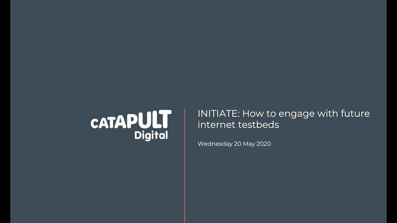 INITIATE: How to engage with future internet testbeds