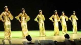 TP Myanmar Thingyan 2008 Remix Dance(Sentosa Academy)