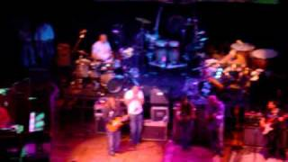 The Allman Brothers Band, live at the beacon, NY 2006   the sky is crying w  bruce willis & susan tedeschi