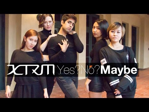 """Suzy (수지) - """"Yes No Maybe"""" DANCE COVER [XTRM Stanford K-Pop]"""