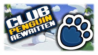 Club Penguin Rewritten: Polar Paw Print Pin