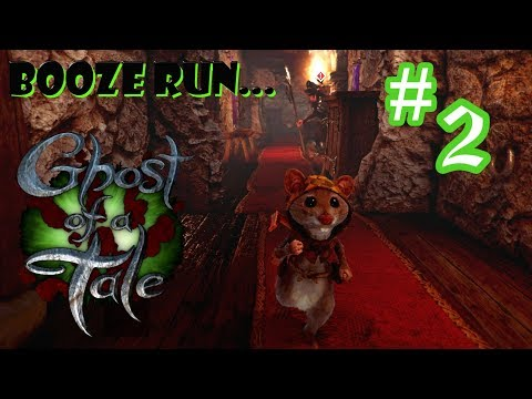 Crawling With Guards!   Ghost of a Tale [PC] Part 2 (blind)