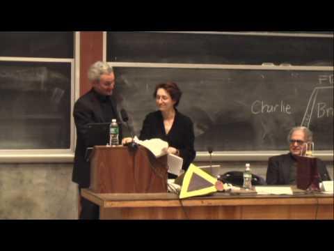 MIT Latke-Hamentashen Debate 2009 - Tom Leighton (H1)