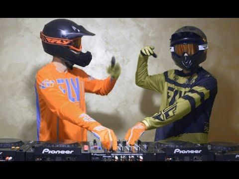 WHEN THE DJ USING A MOTOCROSS SOUND 🔥