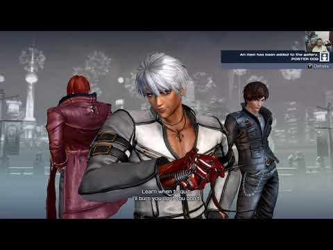 THE KING OF FIGHTERS XIV STEAM EDITION |