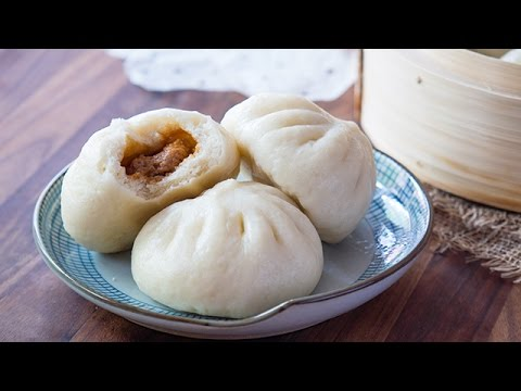 [Eng Sub] Fresh Meat Buns [Manchester Food Slow Words Episode 114] Chinese steamed pork bun