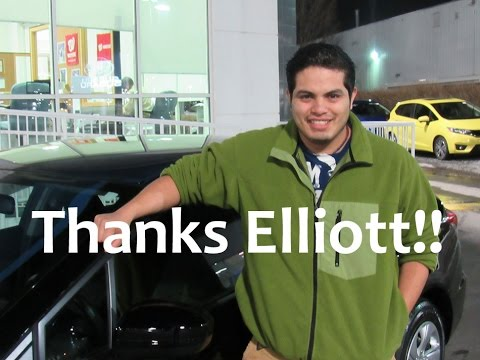 Elvys FIVE STAR Testimotinal   Elliott Robinson   Sport Honda   Silver  Spring, Maryland 20908