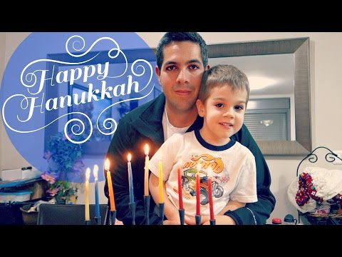 ALL HANUKKAH IN ONE DAY