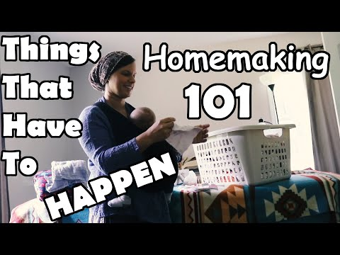 homemaking-101//-things-that-have-to-happen