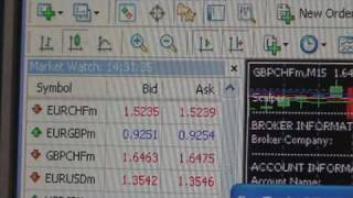 FapTurbo Forex Robot GBPCHF Settings Video 2 of 3