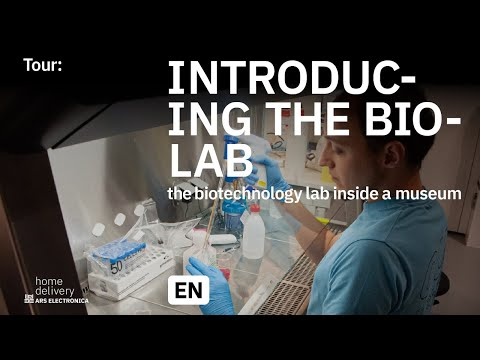Introducing the BioLab: the biotechnology lab inside a museum