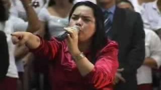 Eliane Silva (Adore mesmo em meio as lutas)  em Parauapebas-PA