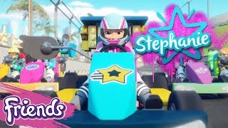 Sporty Stephanie - LEGO Friends - Character spot