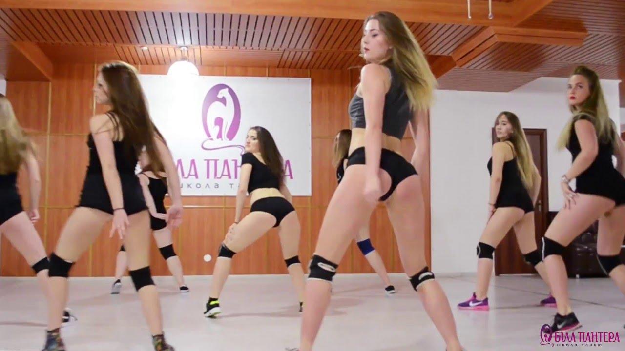 Rihanna Şarkısında Dans Eden Güzel Kızlar