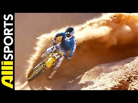 Sandblasting Superstition with One Industries Motocross Team
