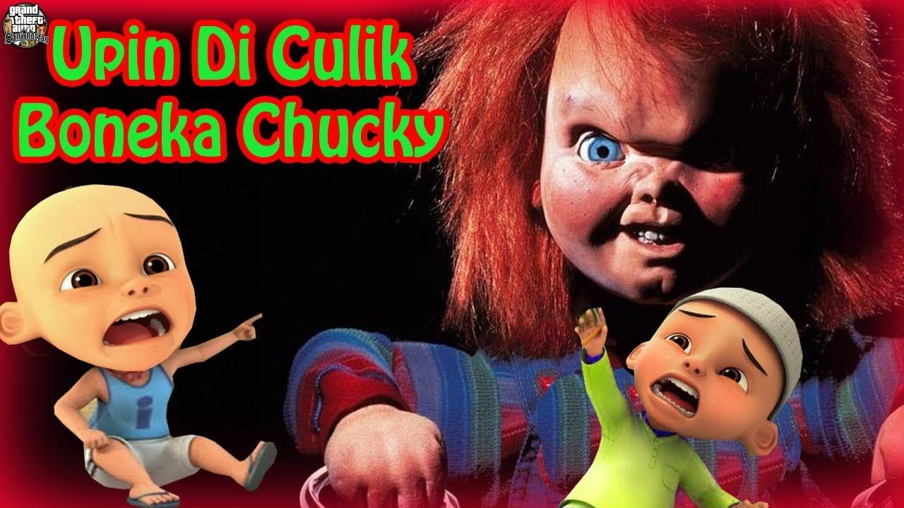 Upin Di Bawa Boneka Chucky Gta Lucu Dyom Youtube