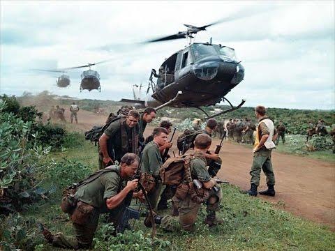 The Sharp End: Witnesses of Vietnam