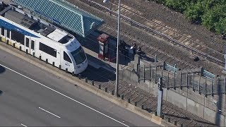 Two dead and another injured after a stabbing on an Oregon light-rail train