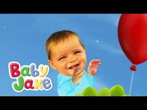 Baby Jake - Flying On The Red Balloon
