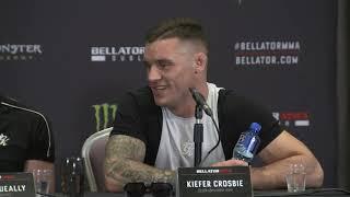 Bellator Dublin Press Conference