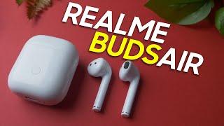 Лучший наследник AirPods? | Обзор наушников Realme Buds Air