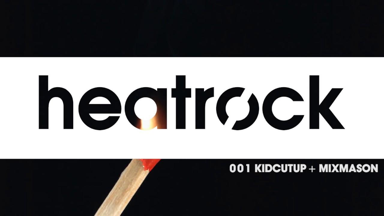 HEATRØCK RADIO - JULY 2016 - MIXMASON + KIDCUTUP [HRR001] (g-house, bass house, twerk mix)