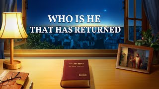 "The Spirit Says to the Churches | Official Trailer ""Who Is He That Has Returned"""
