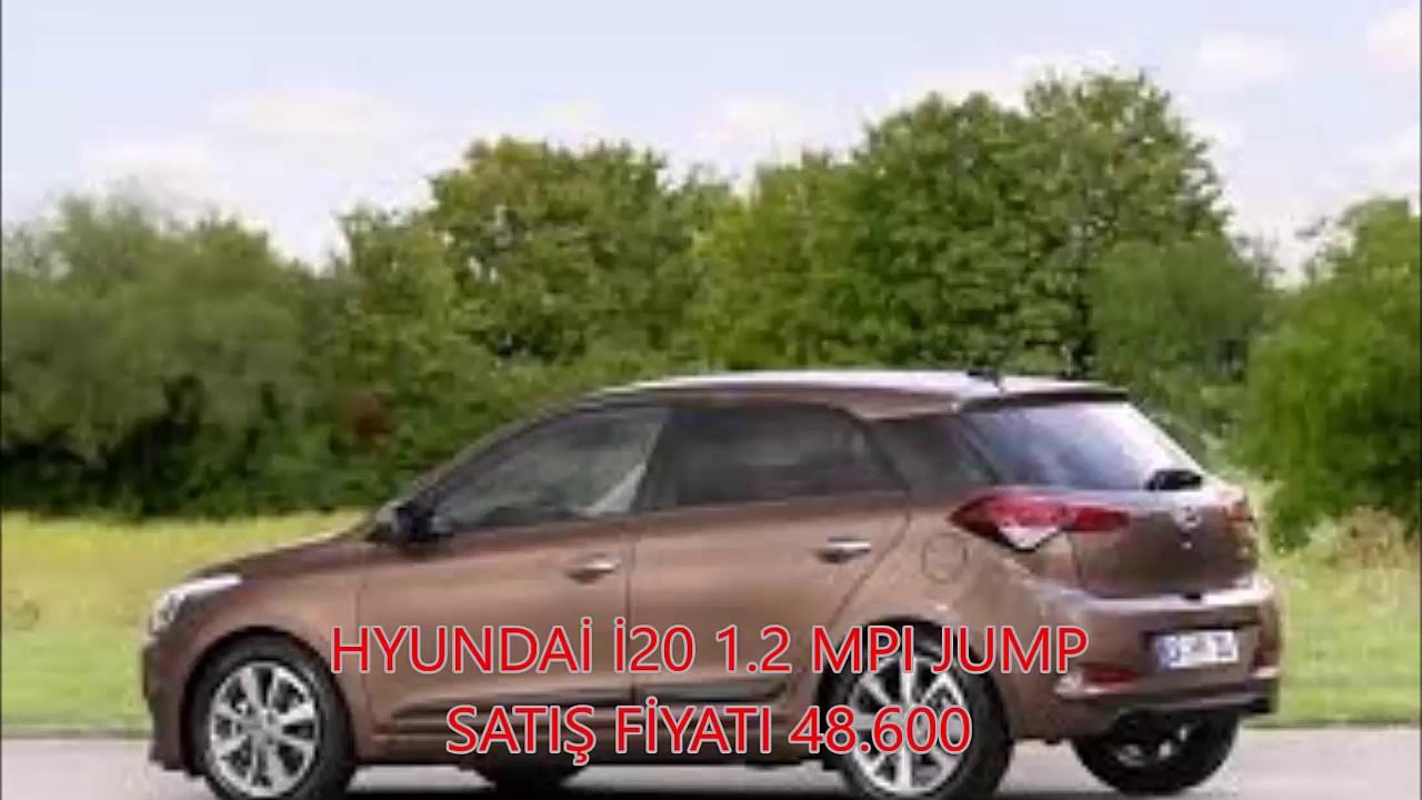 50 bİn tl ye alinabİlecek en İyİ arabalar - youtube