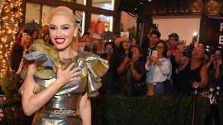 Gwen Stefani Shares Sweet Moment With Little Girl at Fan Meet & Greet -- It Will Melt Your Heart!