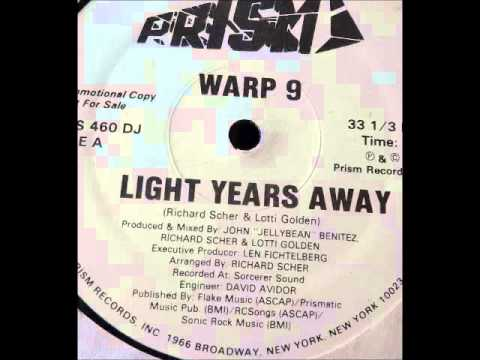 Warp 9 - Light Years Away (Dub Version)